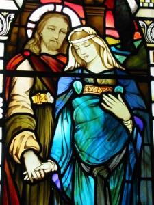 Jésus et Marie Madeleine