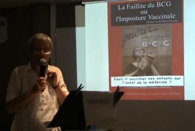 ESCHATOLOGIE :  L'IMPOSTURE DU VACCIN B.C.G.