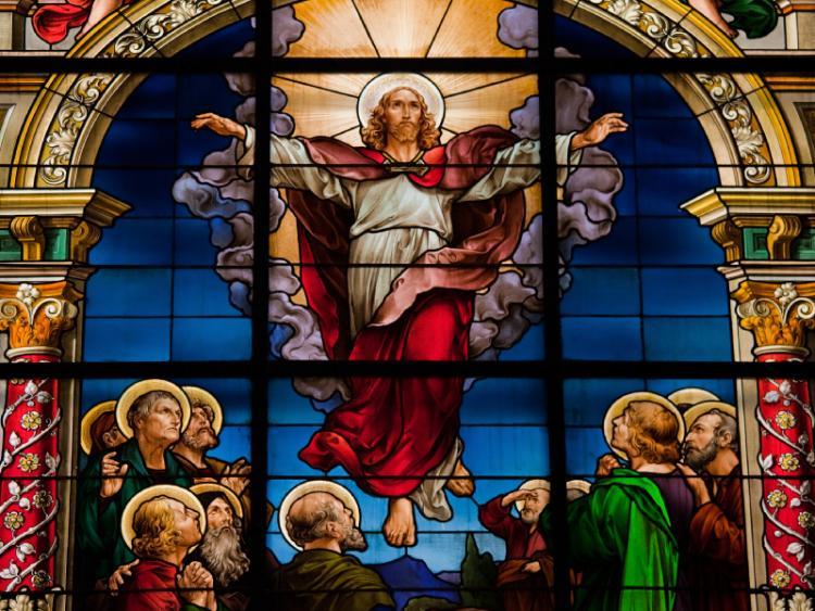 L'ASCENSION DU SEIGNEUR JESUS